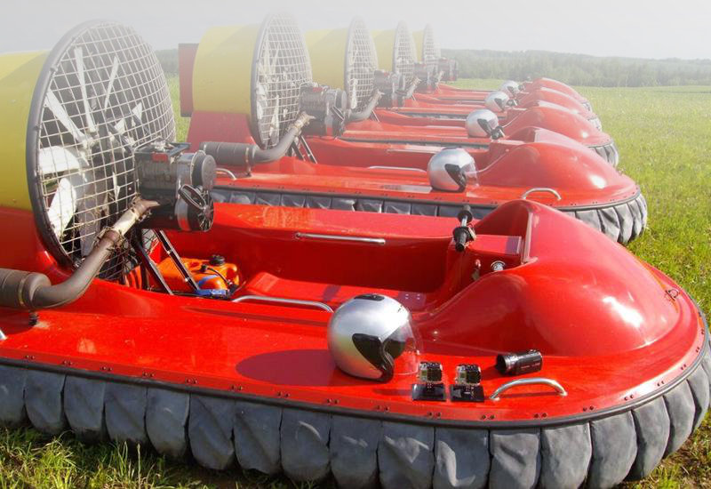Hovercraft for sale - Mad hovercraft