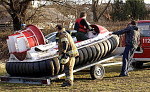 Search and rescue hovercraft prices