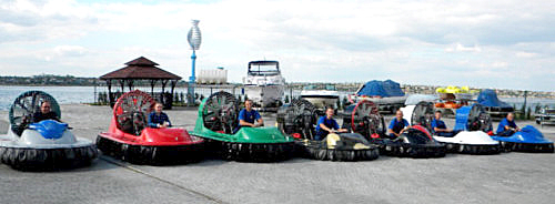 Hovercraft price - MAD hovercraft for sale